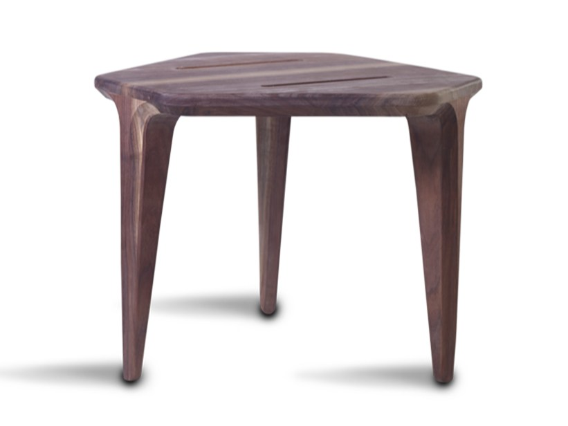 Solid wood coffee table LAYAIR | Coffee table - HOOKL und STOOL