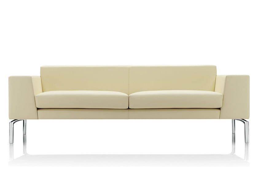 3 seater leather sofa LAYLA | 3 seater sofa - Boss Design
