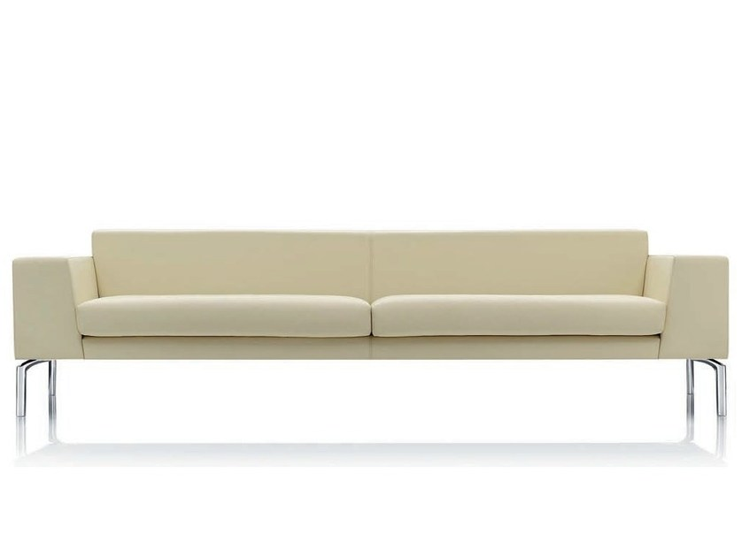 4 seater leather sofa LAYLA | 4 seater sofa - Boss Design
