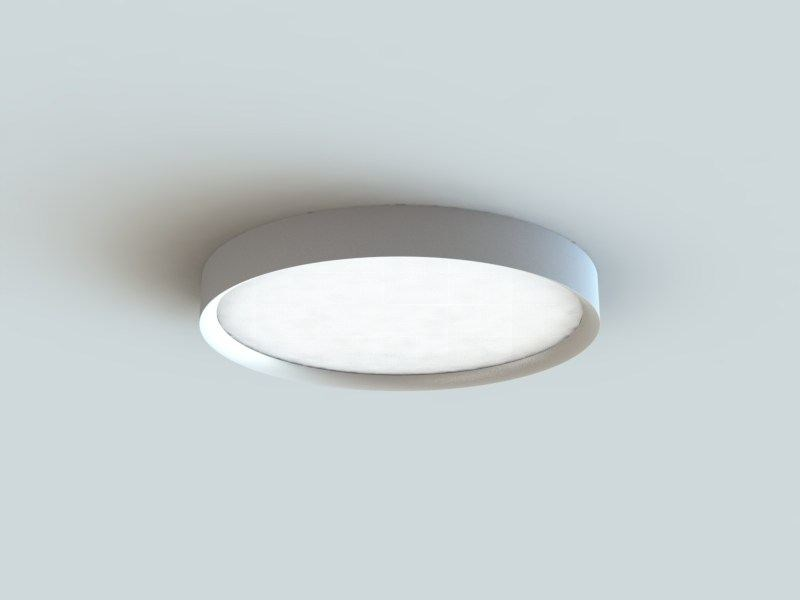 LED extruded aluminium ceiling light LBS | LED ceiling light by LUCIFERO'S