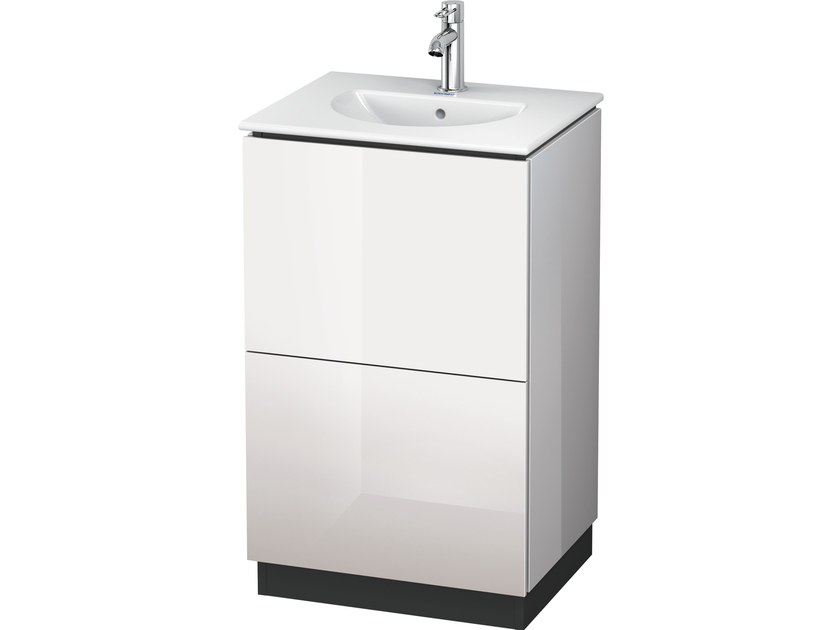Vanity unit with drawers LC 661 | Vanity unit by Duravit