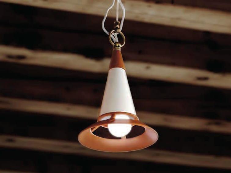 Ceramic pendant lamp LE MACINE | Pendant lamp - Aldo Bernardi
