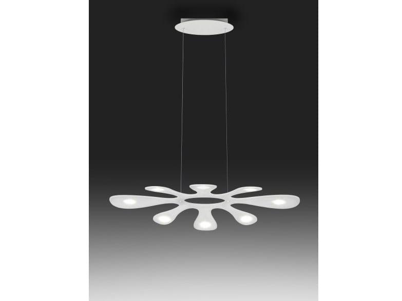 LED pendant lamp LEAF - ALMA LIGHT