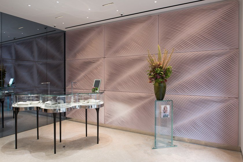 LEAF: SILK Decorative acoustic panel