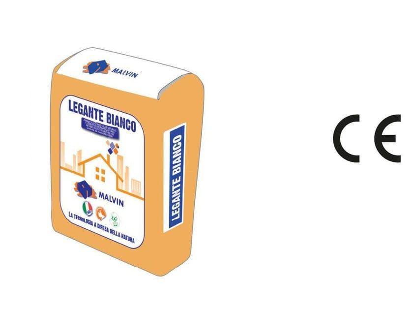 Additive for cement and concrete LEGANTE BIANCO by malvin