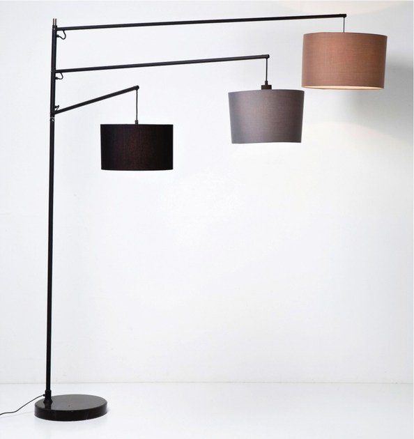 Contemporary style floor lamp LEMMING TREE - KARE-DESIGN