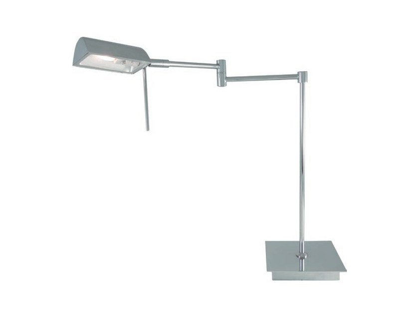 Direct light adjustable metal table lamp LENG | Table lamp - Aromas del Campo