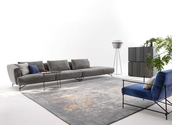 Lennox Sofa By Ditre Italia Design Stefano Spessotto Lorella Agnoletto