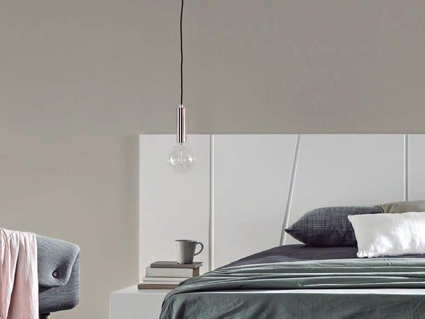 Metal pendant lamp LESS | Metal pendant lamp - Aromas del Campo