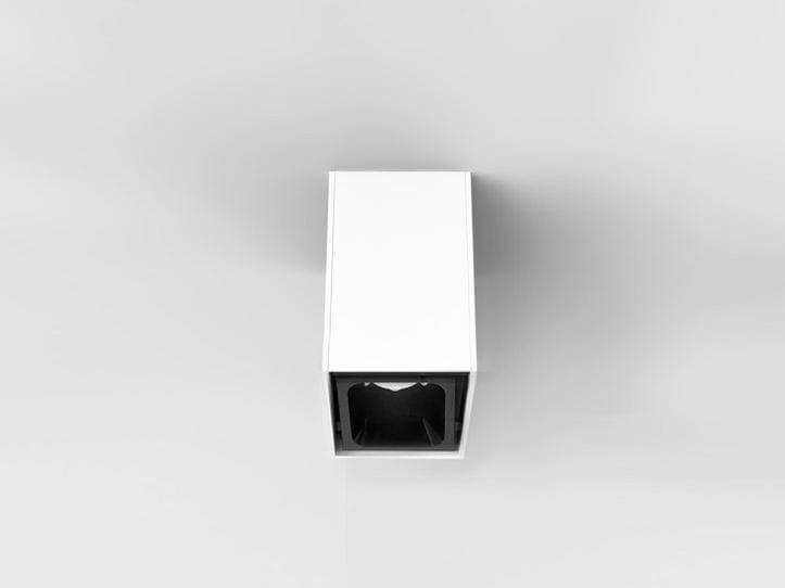 LED square ceiling spotlight LEVA | Ceiling spotlight by LUCIFERO'S