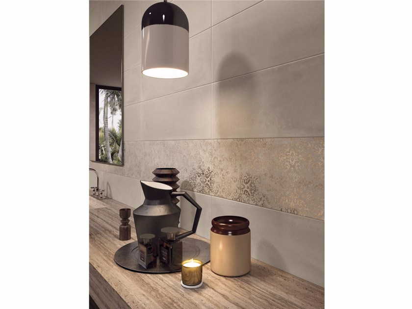 Rivestimento in ceramica bicottura per interni levante for Ceramica d imola