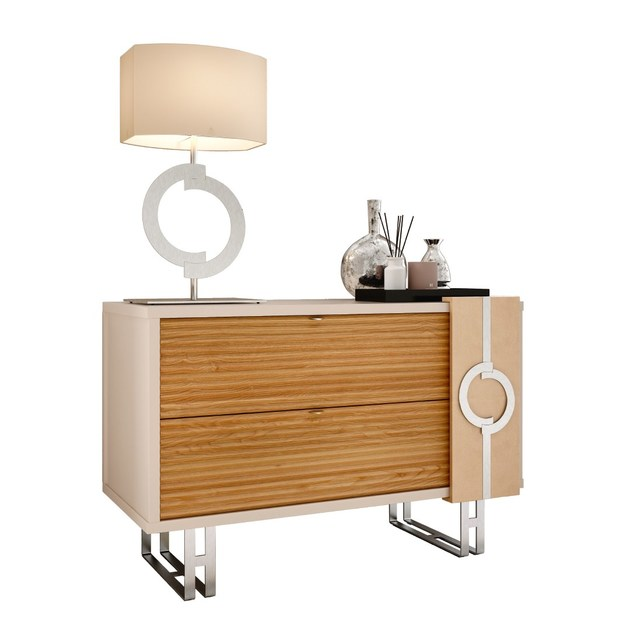 Contemporary style lacquered wooden dresser LIFT | Wooden dresser by Caroti