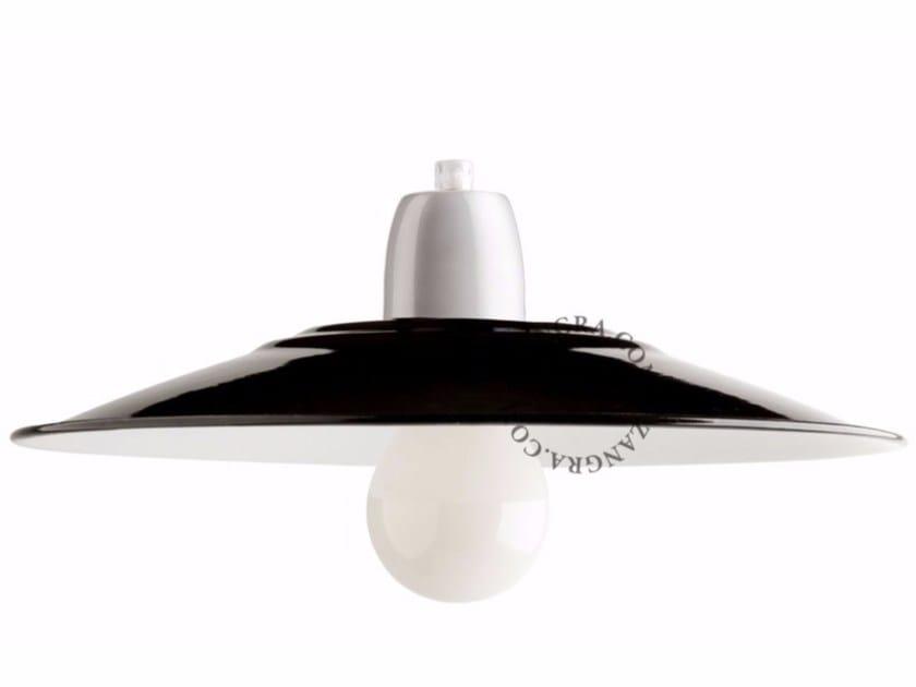 Direct light porcelain pendant lamp LIGHT 041   Pendant lamp by ZANGRA
