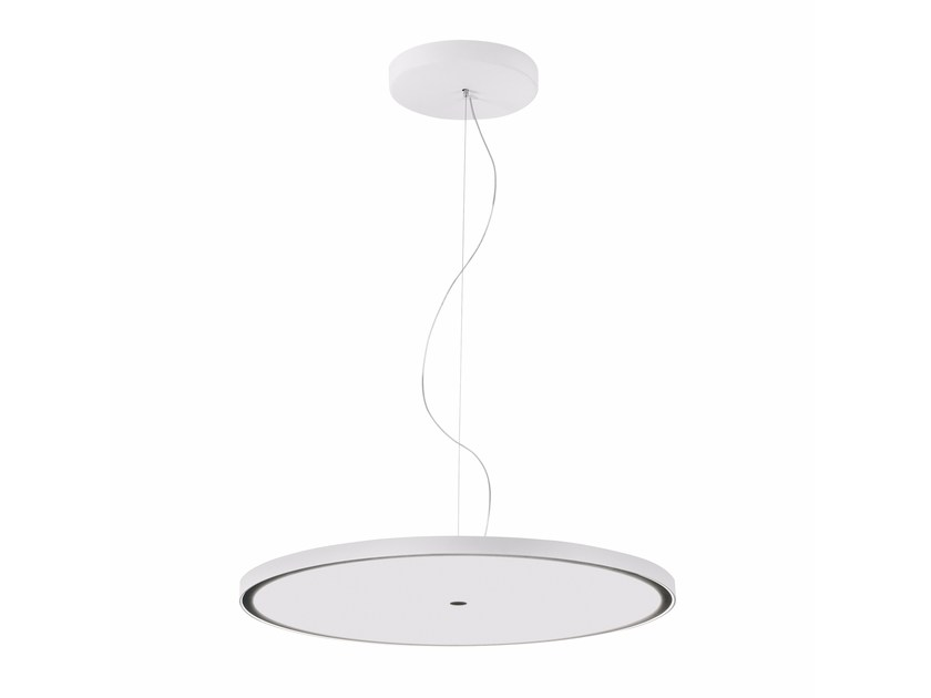 LED adjustable PMMA pendant lamp LIGHT GAME_P by Linea Light Group