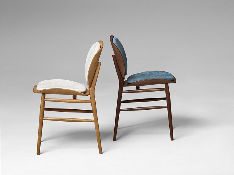 Wooden chair LILITH - ALIVAR