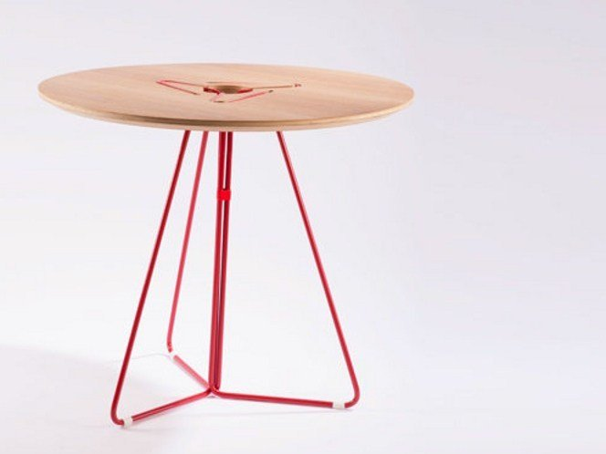 Round contract table LILU | Contemporary style table - Two Six