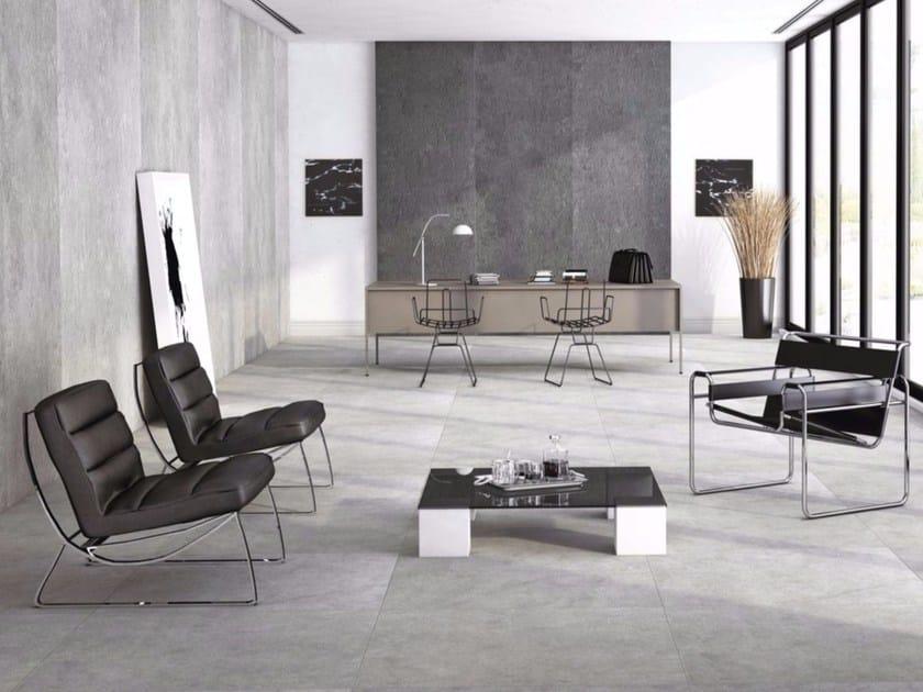 Wall/floor tiles with stone effect LIMESTONE ASH | Wall/floor tiles - FMG Fabbrica Marmi e Graniti