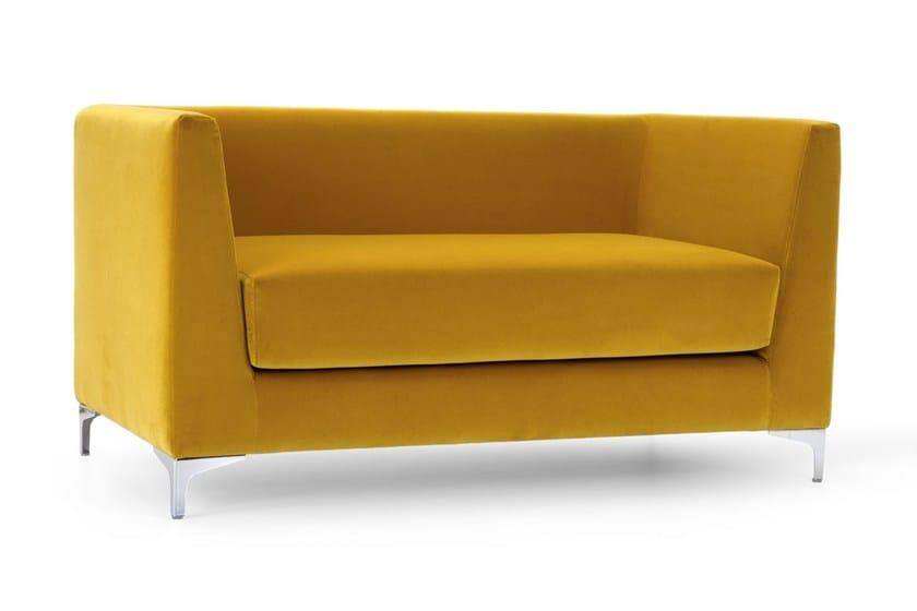 2 seater leisure sofa LINCOLN | Sofa - Domingo Salotti