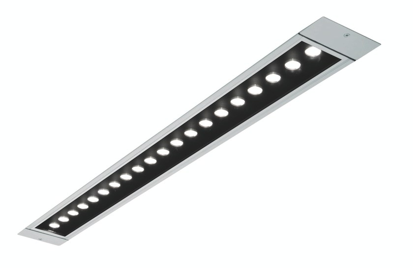 Fluorescent recessed ceiling lamp LINE F.3014 - Francesconi & C.