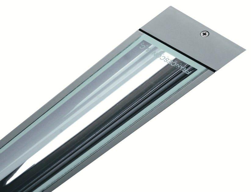 Extruded aluminium Ceiling-Light LINE F.3004 - Francesconi & C.