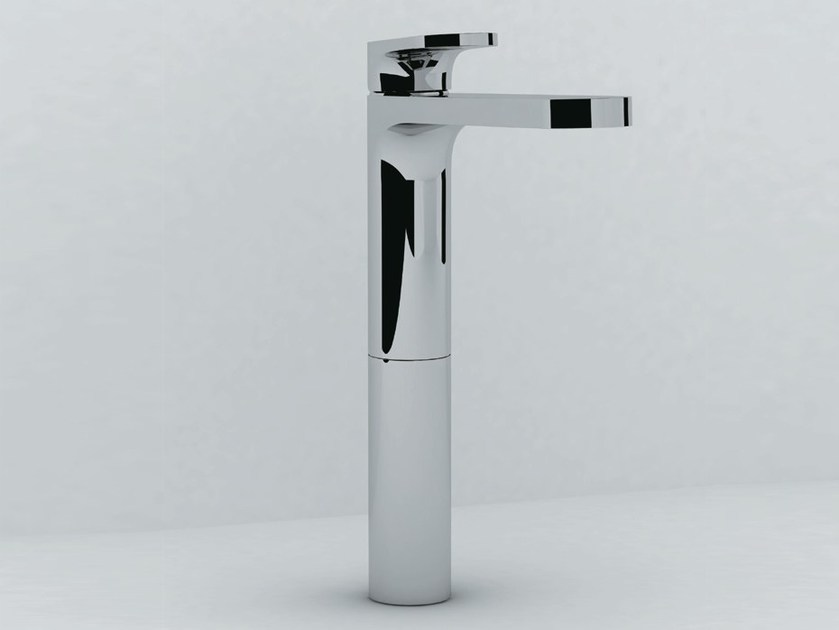 Countertop 1 hole washbasin mixer LINEA | Countertop washbasin mixer by AZZURRA sanitari