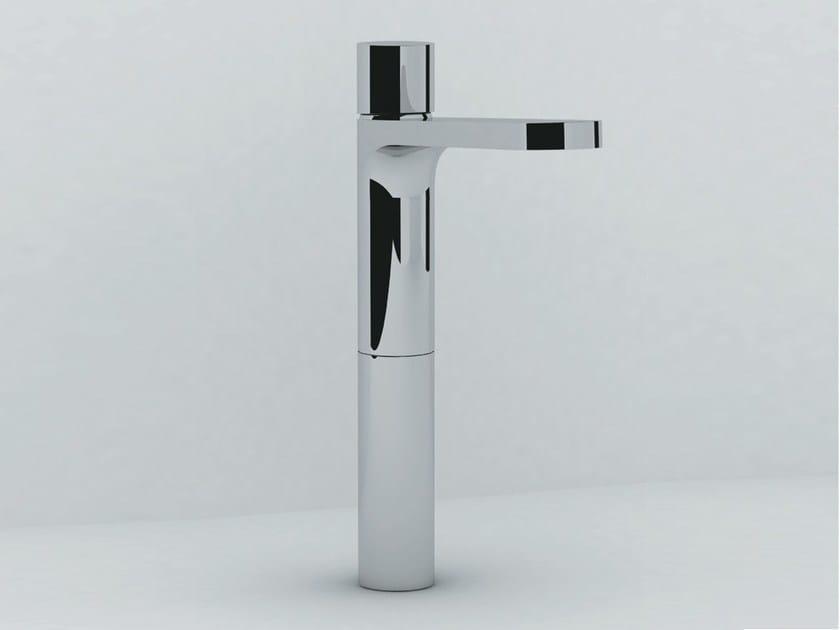 Countertop 1 hole washbasin tap LINEA | Countertop washbasin tap by AZZURRA sanitari