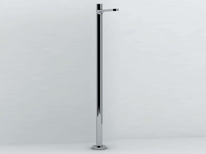Floor standing bathtub tap LINEA   Floor standing bathtub tap by AZZURRA sanitari