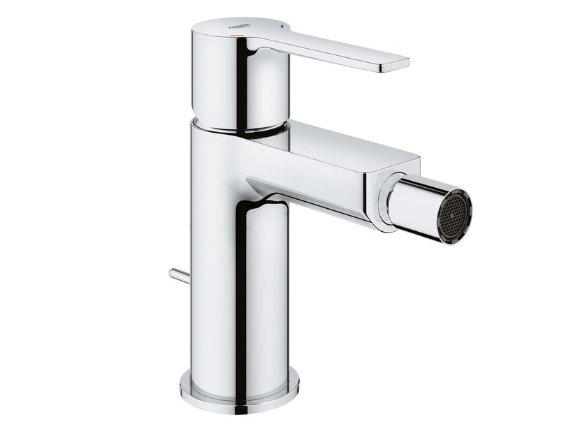 Bidet mixer with swivel spout LINEARE NEW | Bidet mixer by Grohe