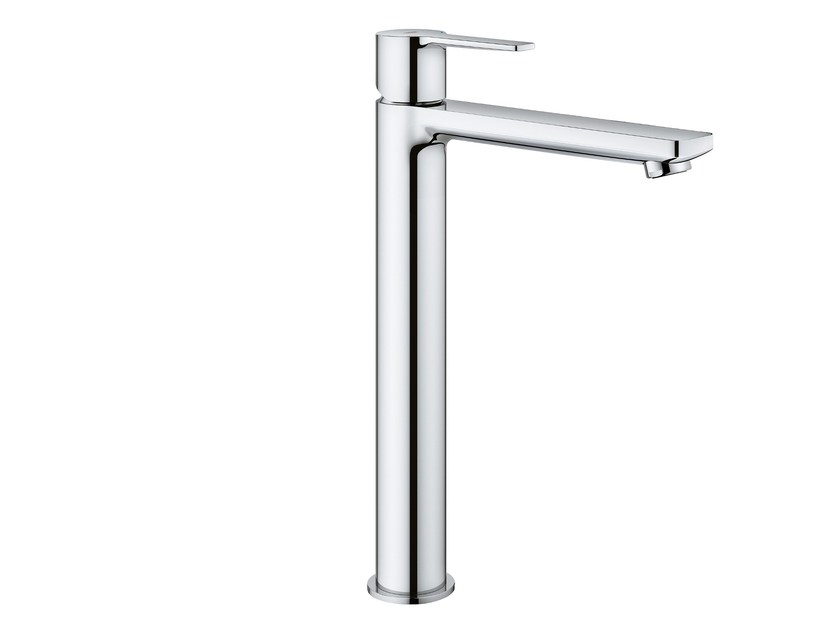 Countertop single handle washbasin mixer LINEARE NEW | Countertop washbasin mixer by Grohe