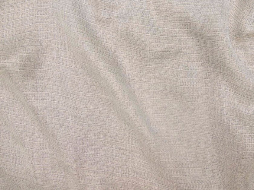 Solid-color Trevira® CS fabric for curtains LINEN LUX - Gancedo