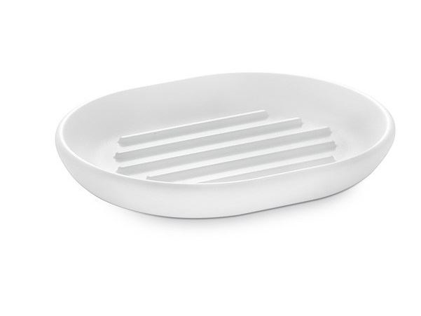Countertop soap dish LINFA - O'RAMA ACCESSORIES | Countertop soap dish - NEWFORM