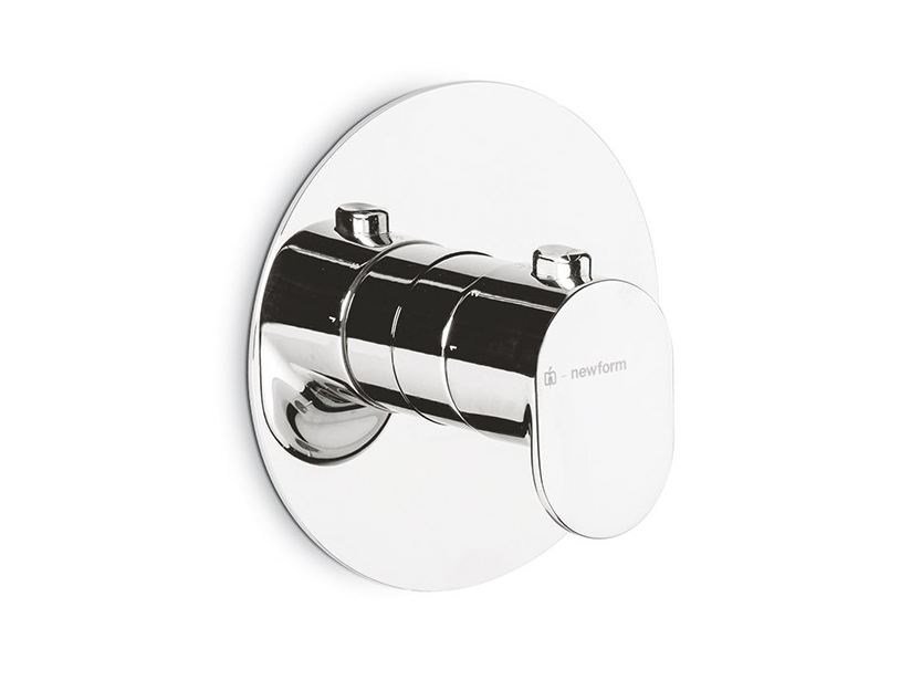 Thermostatic thermostatic shower mixer LINFA | Thermostatic shower mixer - NEWFORM