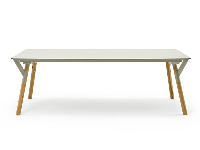 Rectangular HPL table LINK | HPL table by Varaschin