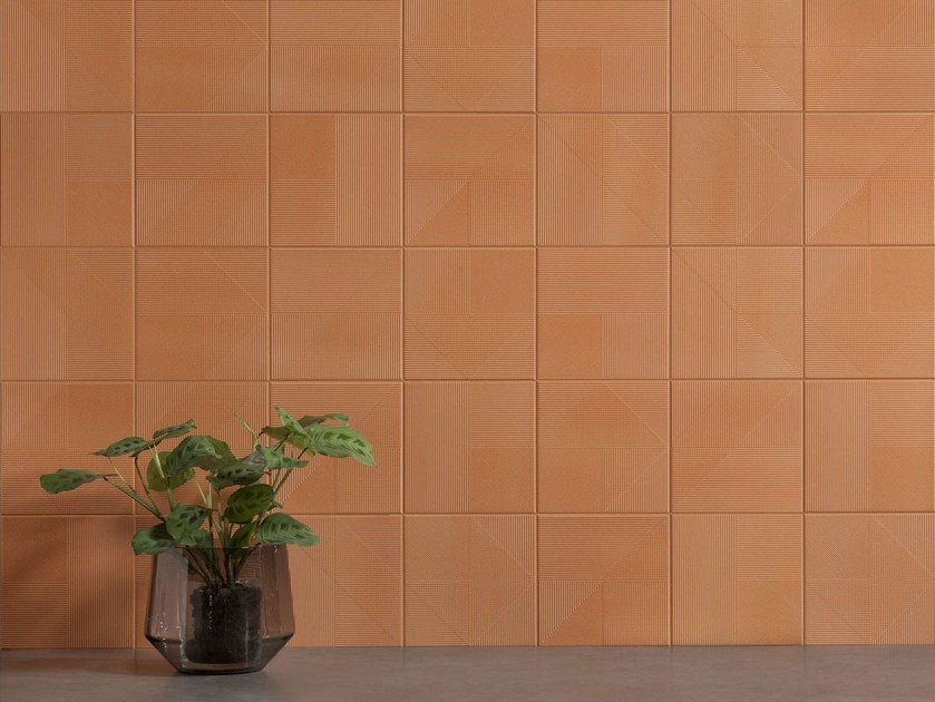 White-paste wall/floor tiles LINS by Harmony