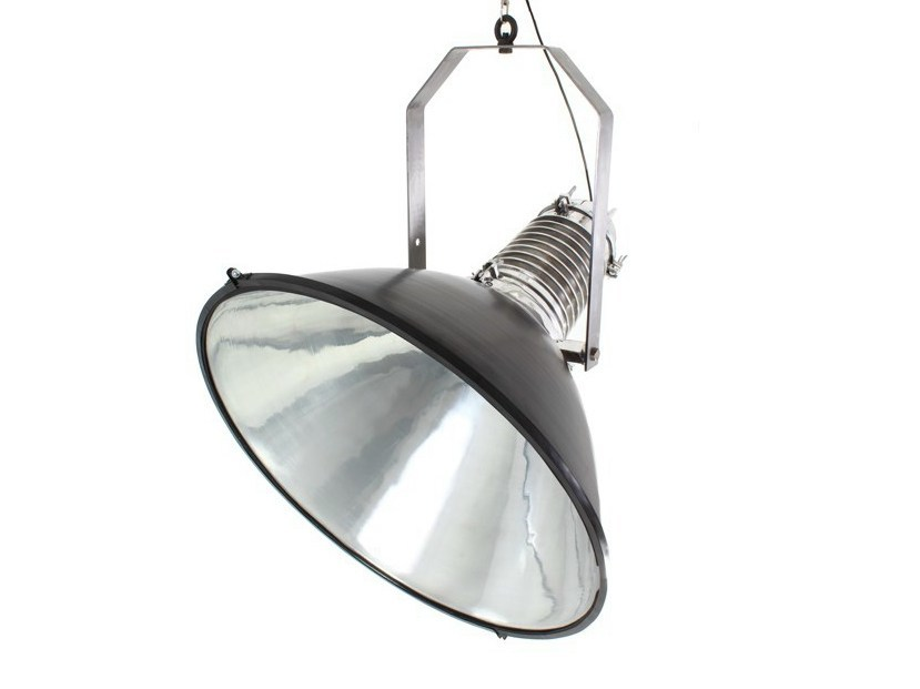 Handmade adjustable pendant lamp LIR LARGE CARGO PENDANT - Mullan Lighting