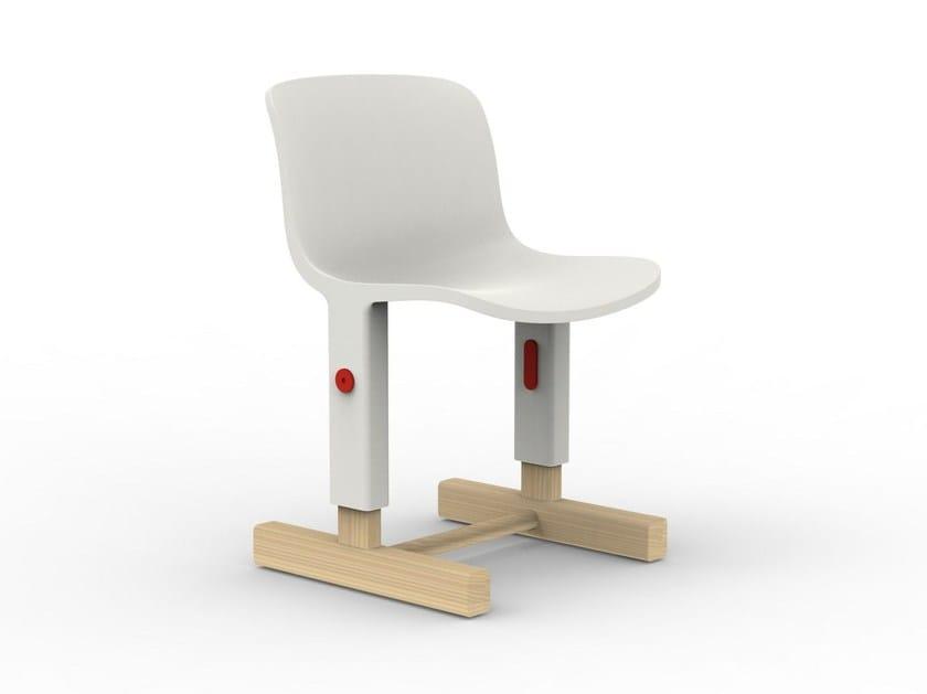 Kids chair LITTLE BIG - Magis