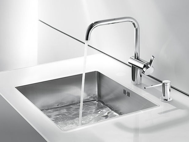 Countertop 1 hole kitchen mixer tap KWC LIVELLO | Kitchen mixer tap - Franke Water Systems AG, KWC