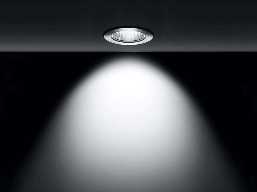 LED die cast aluminium Outdoor spotlight LOBBY by SIMES