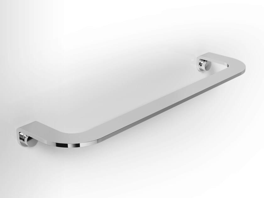 Stainless steel towel rail LOBELIA INOX | Towel rail by Alna