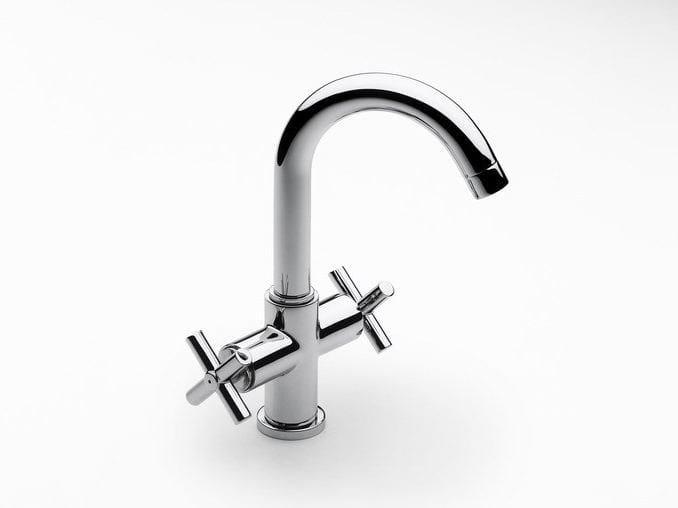 Countertop washbasin tap LOFT   1 hole washbasin tap by ROCA SANITARIO