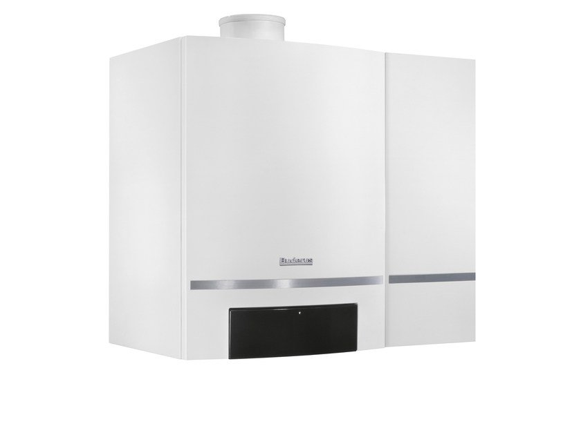 Condensation boiler with storage tank LOGAMAX PLUS GB162 T10 by BUDERUS