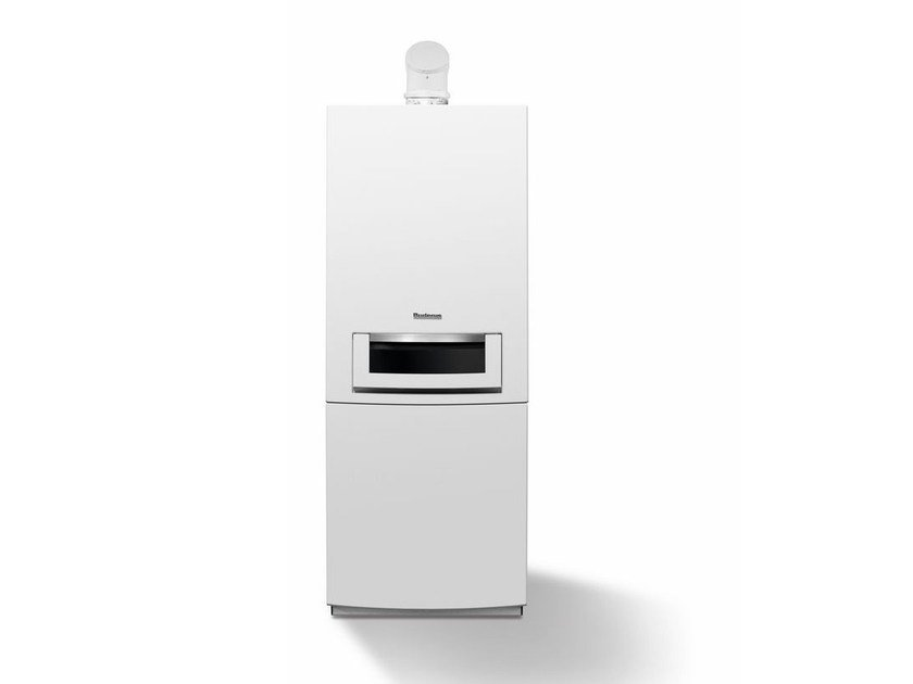 Floor-standing boiler with storage tank LOGAMAX PLUS GB172T by BUDERUS