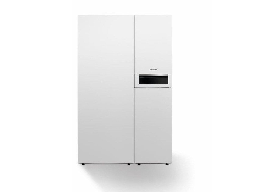 Floor-standing condensation boiler LOGAMAX PLUS GBH172 - BUDERUS