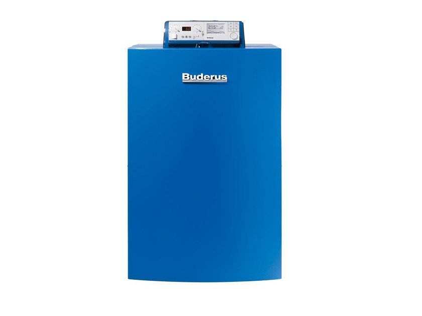 Floor-standing boiler LOGANO PLUS GB202 by BUDERUS