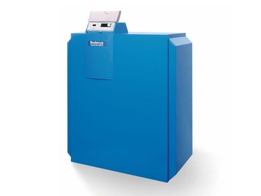 Floor-standing boiler LOGANO PLUS GB312 - BUDERUS