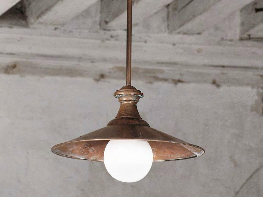 Metal pendant lamp LOGGIATO | Pendant lamp - Aldo Bernardi