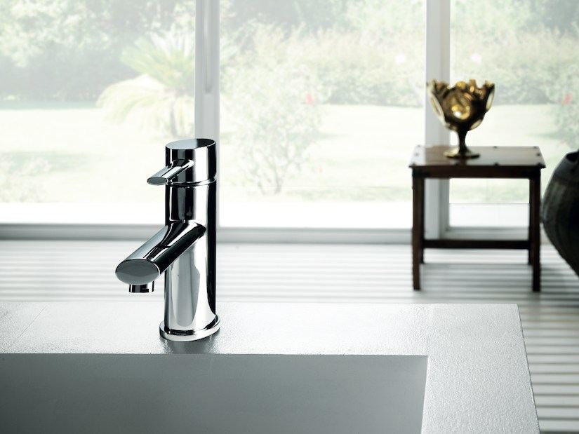 1 hole washbasin mixer LOGOS | Washbasin mixer - Gattoni Rubinetteria