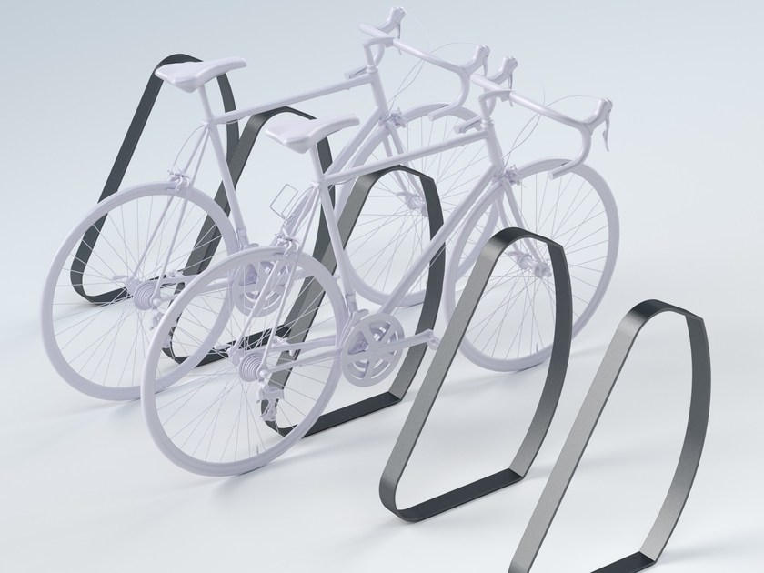 Steel Bicycle rack LOLA - CITYSì