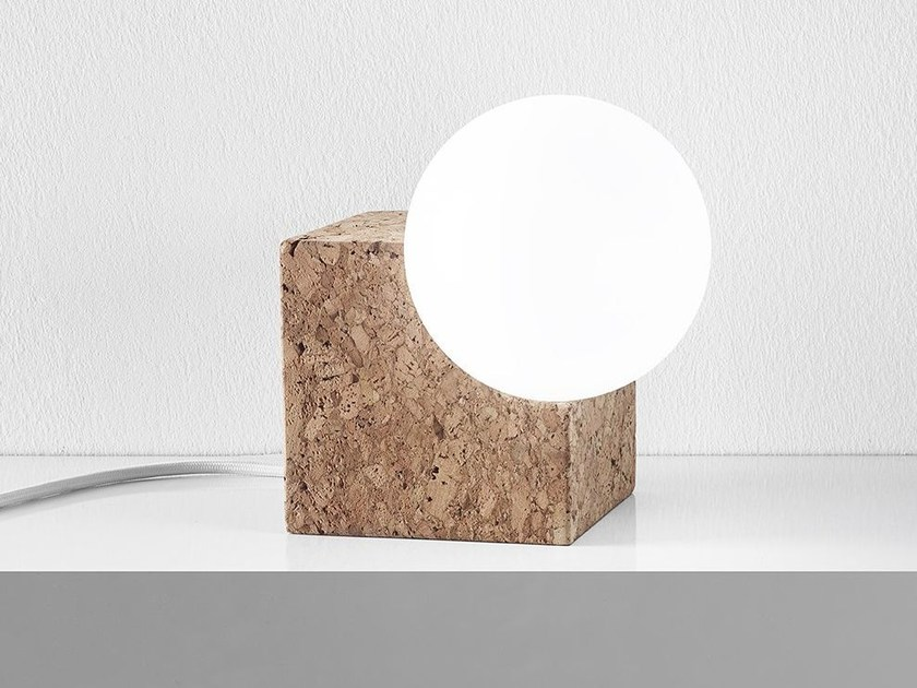 LED cork table lamp LOLIPOP | Table lamp by Exporlux