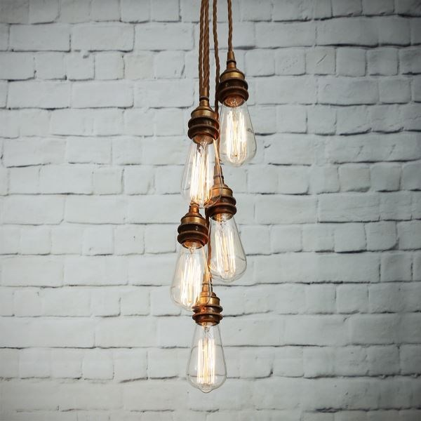 Lome Cluster Pendant Light